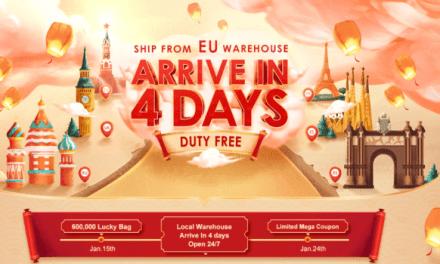 Čerstvá porce slev z EU skladu
