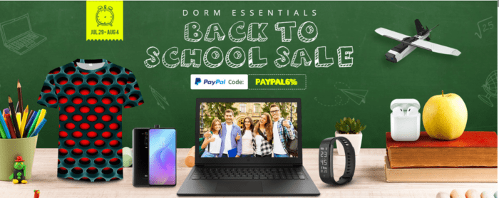 Back to school s Gearbestem