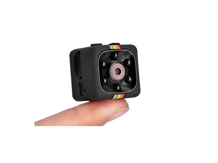 Mini HD kamera SQ11 jen za 7$