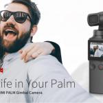 Xiaomi Fimi Palm – levná konkurence pro DJI Osmo Pocket