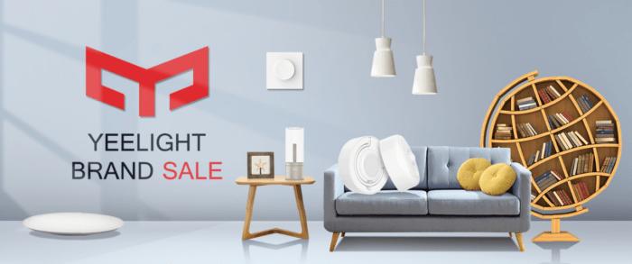 Rozzařte si domov s chytrým osvětlením od Yeelight
