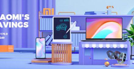 Brand sale Xiaomi je tady