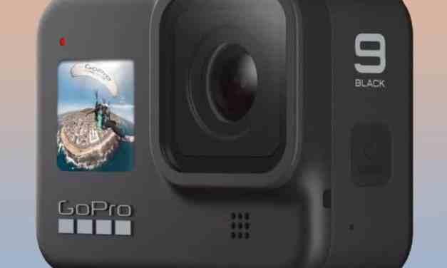 GoPro Hero 9 Black – 5K kamera s výbornou stabilizací