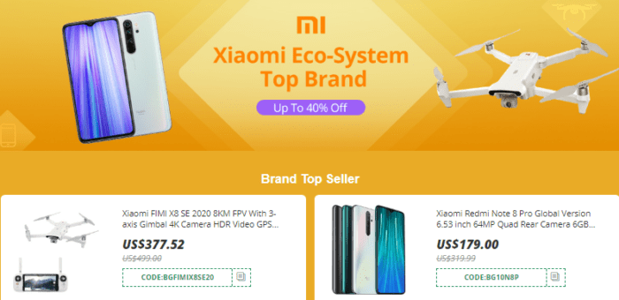 Xiaomi v hlavní roli ještě jednou