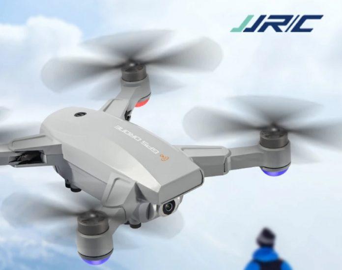 JJRC X16 – levný dron s 6K kamerou