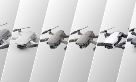 Jaký dron si vybrat? Velké srovnání dronů DJI
