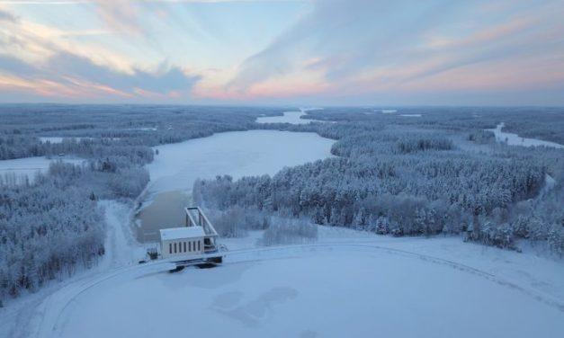 Jak bezpečně létat s dronem v zimě?