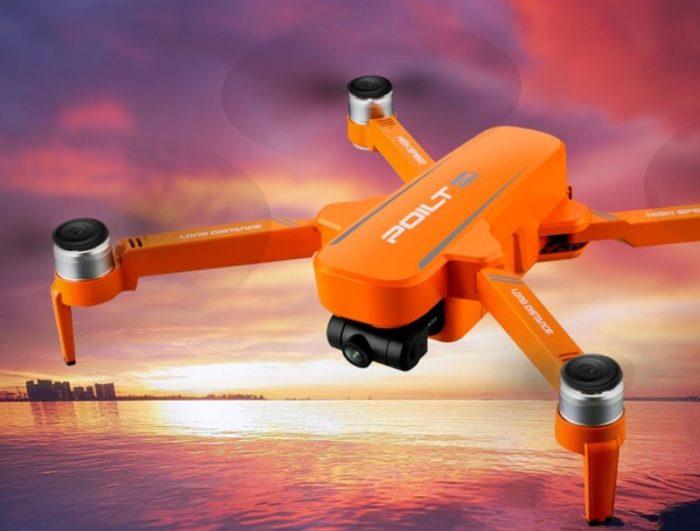 JJRC X17 – dron s 2-osou stabilizací a nízkou cenou