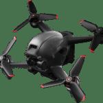 DJI FPV – první závodní dron od DJI je na světě