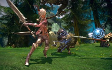 Tera in-game Screenshot