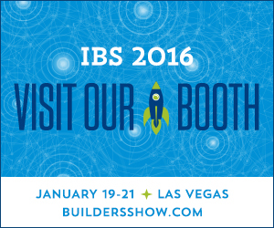 Surface protection for the pros! Visit our booth at IBS 2016.
