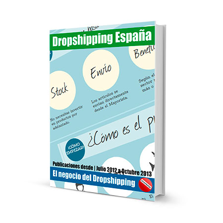 El libro el negocio del Dropshipping ahora también en papel