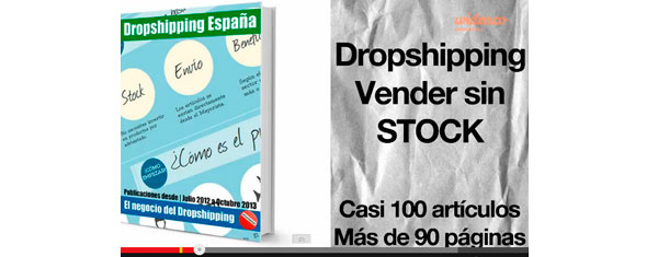 El libro sobre Dropshipping en España