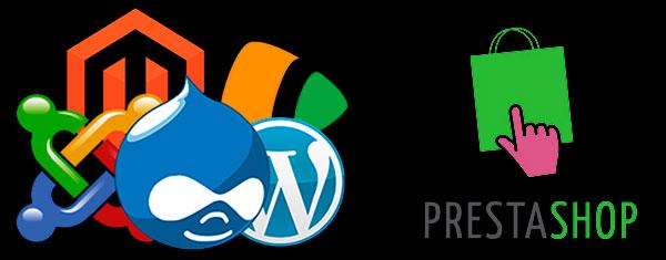 Los mejores CMS para diseño web y tiendas online