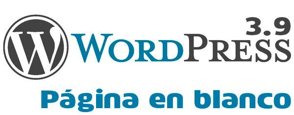 WordPress 3.9, cuidado con las actualizaciones