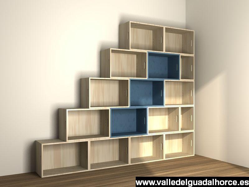 estantes modulares