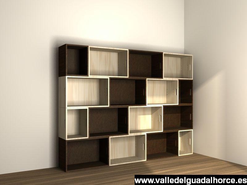 modulos madera dropshipping