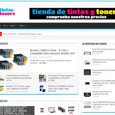 blog amazon tintas y toners