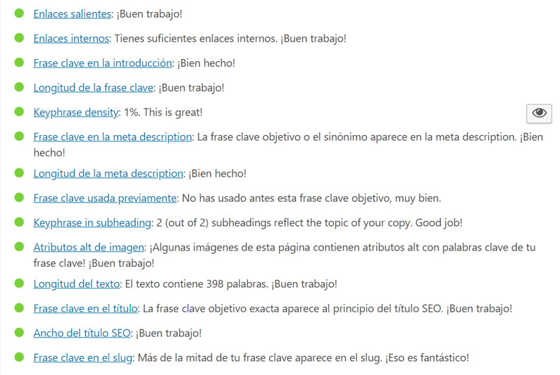 mejora seo wordpress