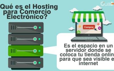 Hosting para Comercio Electrónico [Cómo elegir el mejor para tu negocio]