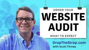 Website Audit by DropTheStrap