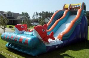 Inflatable Big Kahuna Water Slide