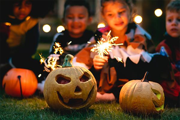 modeles de texte d halloween