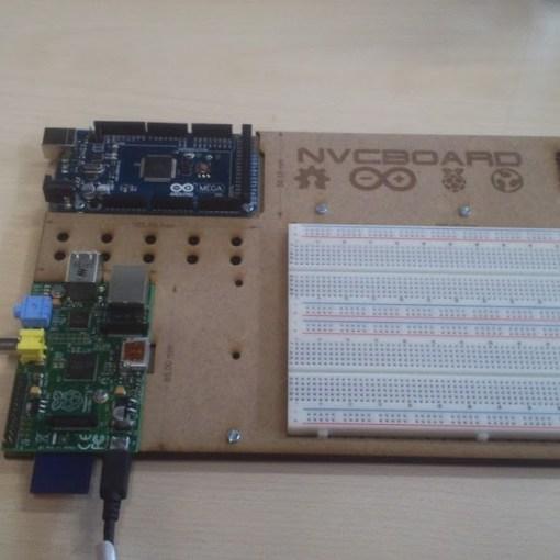 Arduino + Raspberry