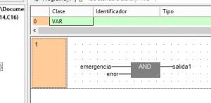 Programación gráfica con bloques de función. Programación de Autómatas
