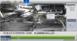 DVR for video surveillance and CCTV