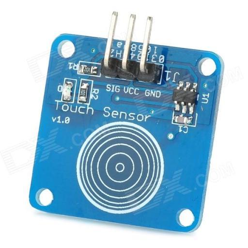 Sensor Touch Arduino