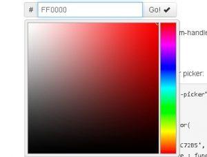 bootstrap color picker