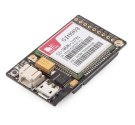 LoNet808 módulo GPS/GPRS
