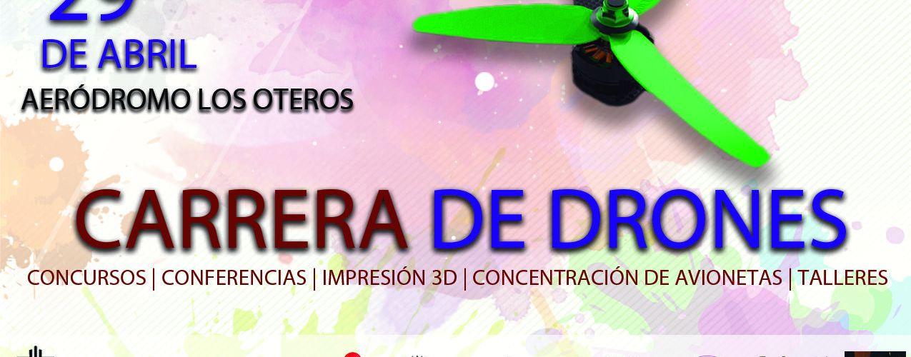 FLYFEST Los Oteros – Carrera de Drones