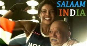 salaam india mary kom movie poster wallpaper images