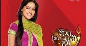 Diya Aur Baati Hum | Post Leap | 5 Years Leap | Timings | Repeat Telecast Timings| Star Cast | Pics | Posters