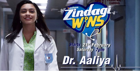 Zindagi Wins | Dr. Aaliya | Pics | Posters | Images | Timings | Cast | Story