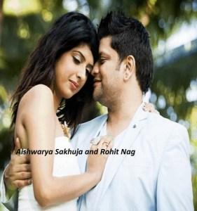 Aishwarya Sakhuja and Rohit Nag   Nach Baliye 7 Contstants   Nach Baliye 2015 Contestants