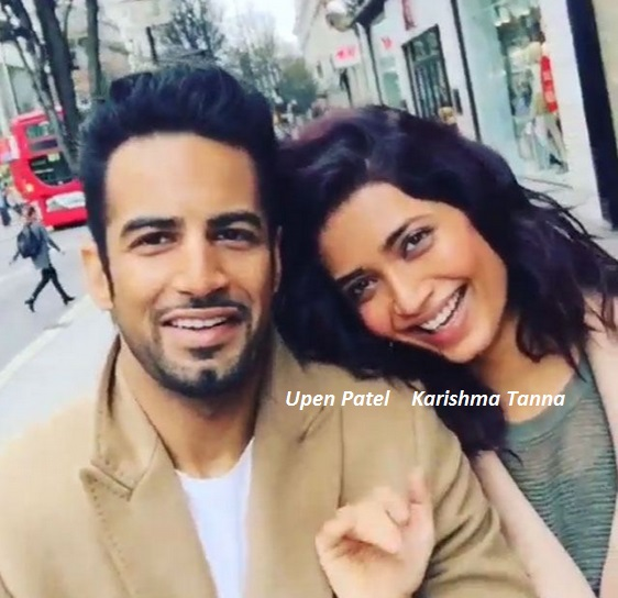 Upen Patel and Karishma Tanna | Nach Baliye 7 Contestants | Nach Baliye 2015 Contestants | Highest score in 1st round