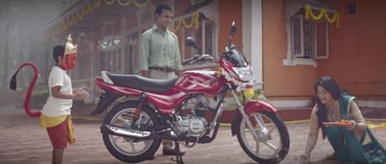 "Bajaj CT100 Dussehra Ad 2015 - ""Khushiyon Ka Jackpot"" Advertisement"