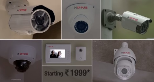 CP Plus Ragging Ad India – CCTV & Video Surveillance Commercial