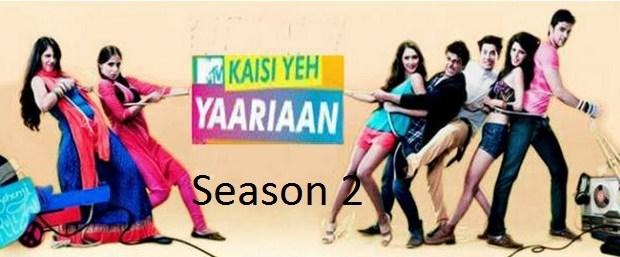 MTV Kaise Yeh Yaariyaan season 2 Wiki   Ky2 Wiki