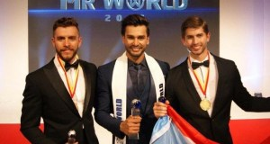 Rohit Khandelwal Mr. World 2016