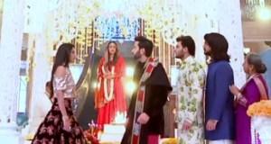 Shivaay Tia Marriage in Ishqbaaz
