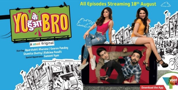 Ridhima Pandit | Yo KE Hua Bro Serial Cast |Timings | Story | Voot Web Series