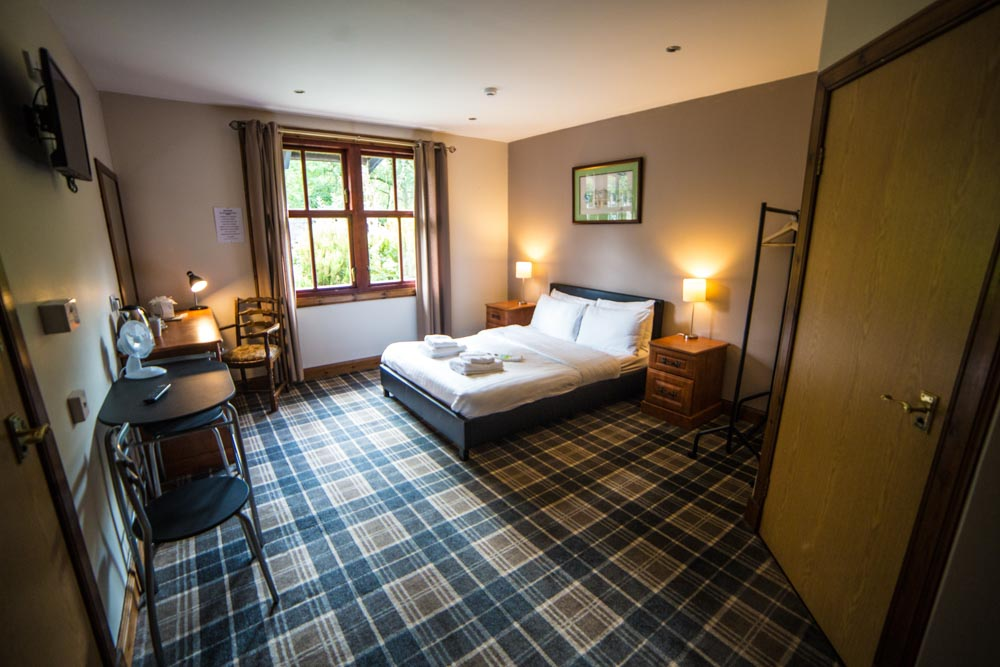 Drovers Lodge Double Room