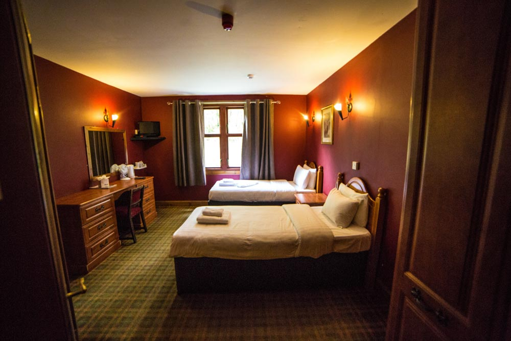 Drovers Lodge Twin Room