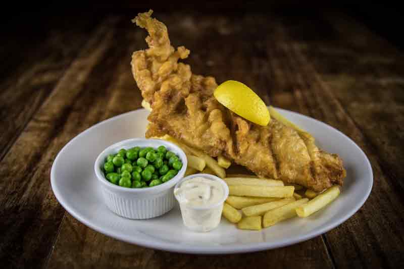 Drovers Food Fish N Chips