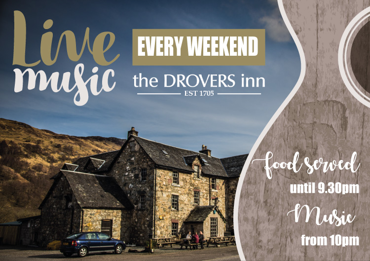 Live Music Loch Lomond