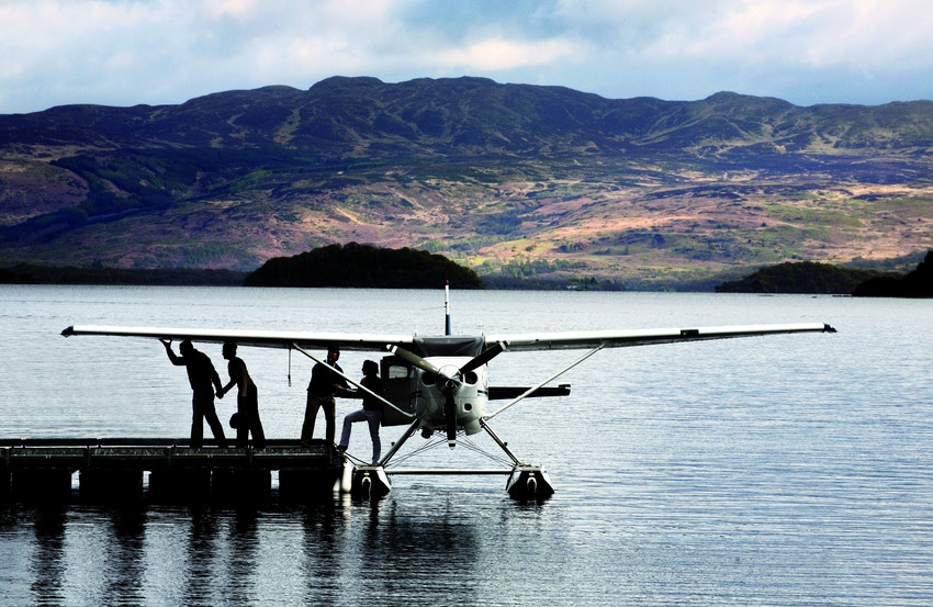 Loch Lomond Sea Plane